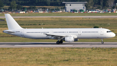 G-POWU - Airbus A321-211 - Titan Airways