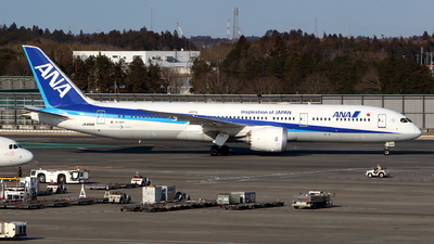 JA898A - Boeing 787-9 Dreamliner - All Nippon Airways (ANA)