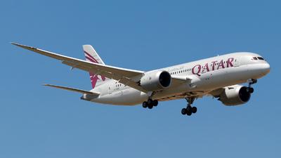 A7-BCE - Boeing 787-8 Dreamliner - Qatar Airways