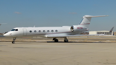 N837BA - Gulfstream G550 - Private