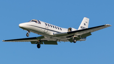 N367JC - Cessna 560 Citation V - Private