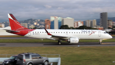N935TA - Embraer 190-100IGW - TACA International Airlines