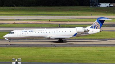 A picture of N509MJ - Mitsubishi CRJ701ER - United Airlines - © wangruoyao