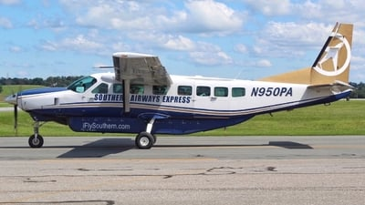 N950PA - Cessna 208B Grand Caravan - Southern Airways Express