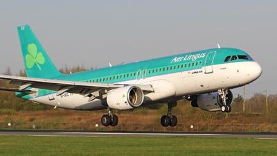 EI-DEC - Airbus A320-214 - Aer Lingus
