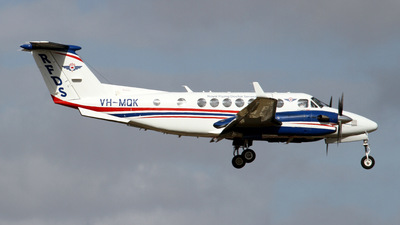 VH-MQK - Beechcraft B300 King Air 350i - Royal Flying Doctor Service of Australia (SE Section)