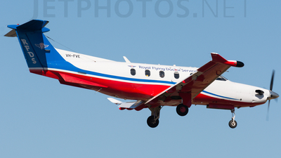 VH-FVE - Pilatus PC-12/47E - Royal Flying Doctor Service of Australia (Central Section)