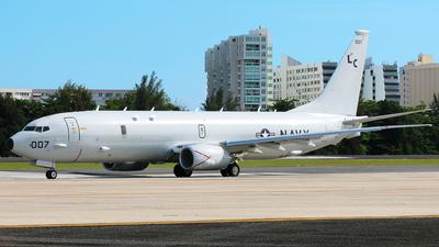 169007 - Boeing P-8A Poseidon - United States - US Navy (USN)
