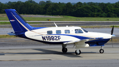 N1982F - Piper PA-46-350P Malibu Mirage - Private