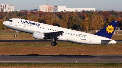 D-AIZF - Airbus A320-214 - Lufthansa