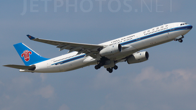 B-6086 - Airbus A330-343 - China Southern Airlines