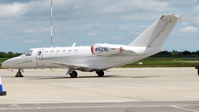 N525L - Cessna 525B CitationJet 3 - Private