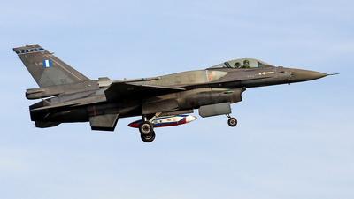 511 - Lockheed Martin F-16C Fighting Falcon - Greece - Air Force