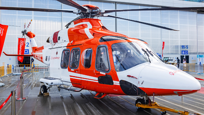 B-704S - Agusta-Westland AW-139 - China Offshore Helicopter Service Corporation (COHC)