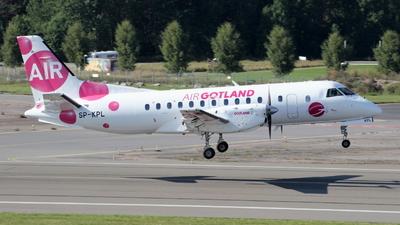 SP-KPL - Saab 340A - Air Gotland (SprintAir)