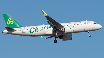 B-320L - Airbus A320-251N - Spring Airlines