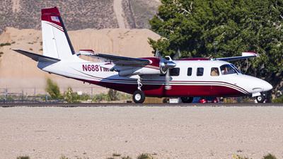 N688TM - Aero Commander 680V - Northern Commanders