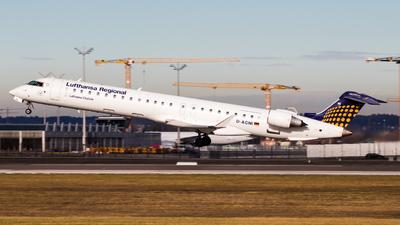 D-ACNI - Bombardier CRJ-900LR - Lufthansa Regional (CityLine)