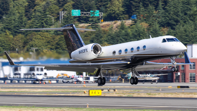 N453FX - Gulfstream G450 - Private