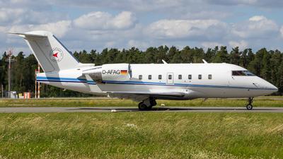 D-AFAG - Bombardier CL-600-2B16 Challenger 604 - FAI Rent-a-jet
