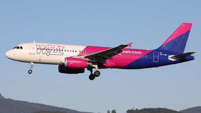 A picture of HALWK - Airbus A320232 - Wizz Air - © Karl Dittlbacher