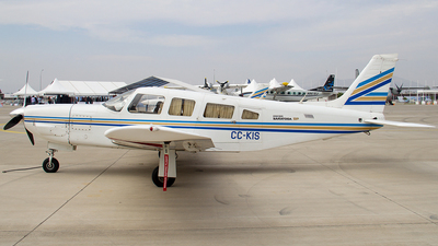 CC-KIS - Piper PA-32R-301 Saratoga SP - Club Aéreo del Personal del Ejército