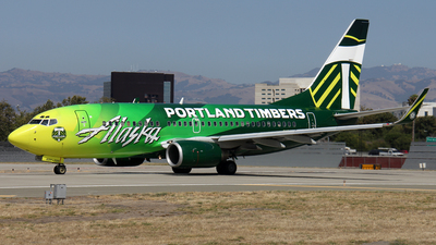 N607AS - Boeing 737-790 - Alaska Airlines