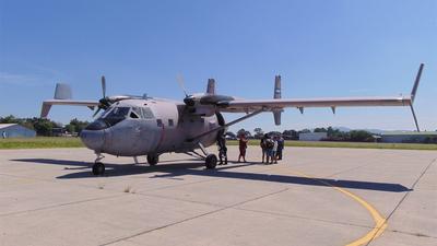 803 - IAI Arava 202 - El Salvador - Air Force