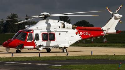 G-CGIJ - Agusta-Westland AW-139 - United Kingdom - Coast Guard
