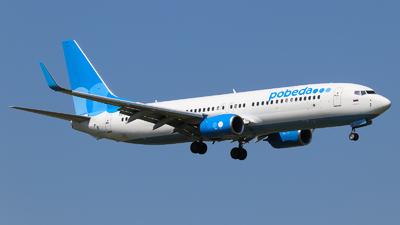 VQ-BHX - Boeing 737-8LJ - Pobeda