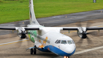 HS-PGM - ATR 72-212A(500) - Bangkok Airways