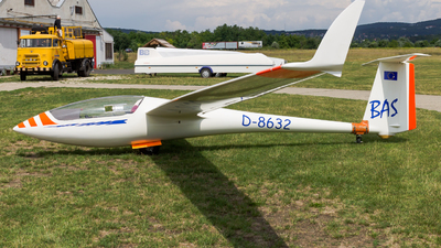 D-8632 - Schleicher ASW-20 - Private