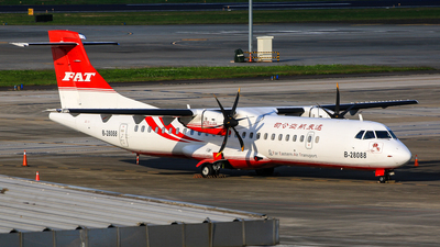 B-28088 - ATR 72-212A(600) - Far Eastern Air Transport (FAT)