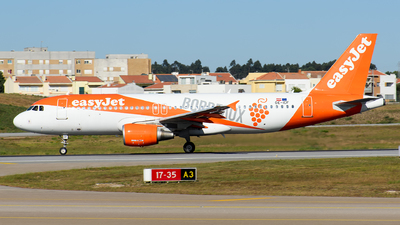 A picture of OEICF - Airbus A320214 - easyJet - © Rui Marques