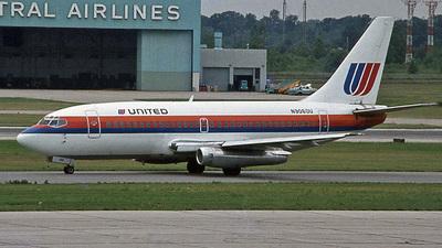 N9060U - Boeing 737-222 - United Airlines