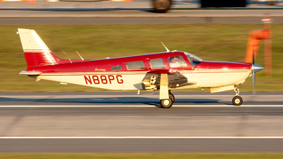 N88PG - Piper PA-32R-301 Saratoga SP - Private