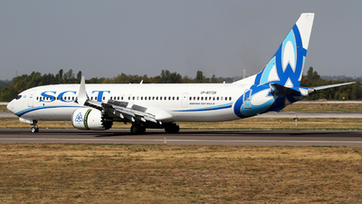 UP-B3726 - Boeing 737-9 MAX - Scat Air Company