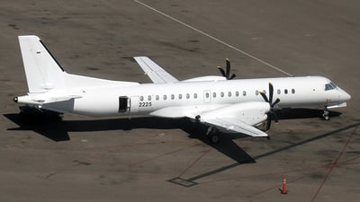 N92225 - Saab 2000 - United States - Department of Justice (DOJ)