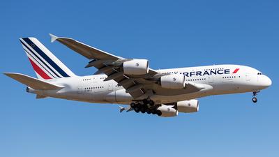 F-HPJI - Airbus A380-861 - Air France