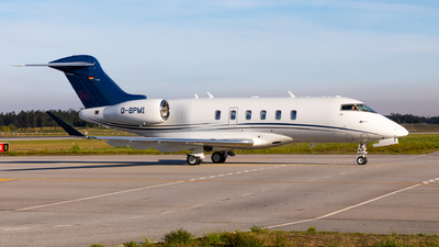 A picture of DBPMI - Bombardier Challenger 350 - [20822] - © Carlos Miguel Seabra