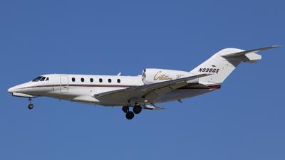 N998QS - Cessna 750 Citation X - NetJets Aviation