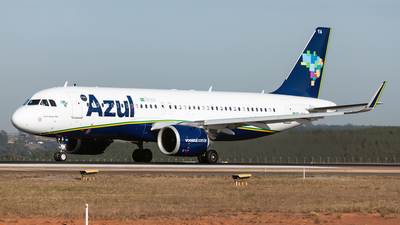 PR-YYA - Airbus A320-251N - Azul Linhas Aéreas Brasileiras