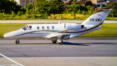 PR-SMJ - Cessna 525 CitationJet 1 - Private