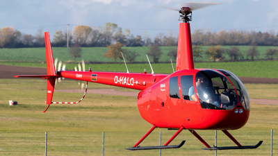 D-HALO - Robinson R44 Raven - Air Lloyd