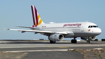 D-AGWO - Airbus A319-132 - Germanwings