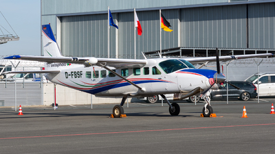 A picture of DFBSF - Cessna 208B Grand Caravan - [208B2056] - © Sven Angerer