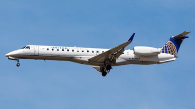 N11127 - Embraer ERJ-145XR - United Express (Trans States Airlines)