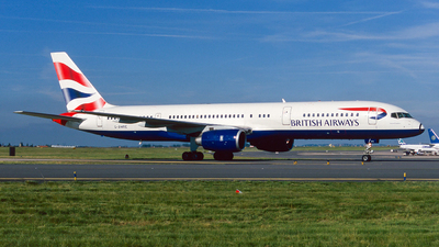 G-BMRE - Boeing 757-236 - British Airways