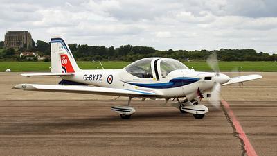 A picture of GBYXZ - Grob G115E - [82182/E] - © Peter Baldwin