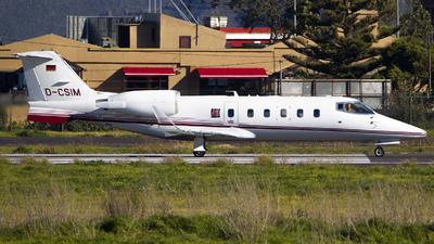 D-CSIM - Bombardier Learjet 60 - Aero-Dienst